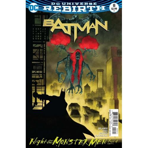 Batman 8 Tim Sale Cover (VO)