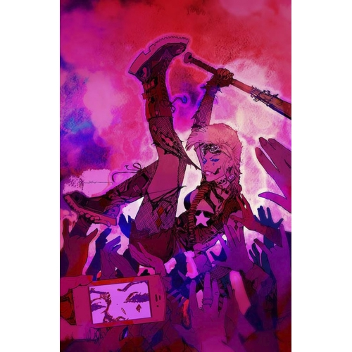 Harley Quinn 5 Bill Sienkiewicz Cover (VO)