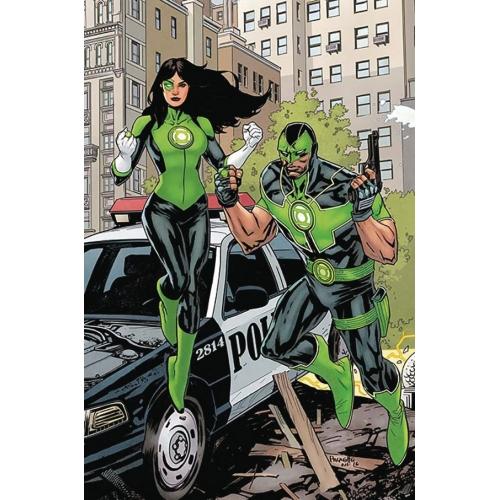 Justice League 6 Yannick Paquette Cover (VO)