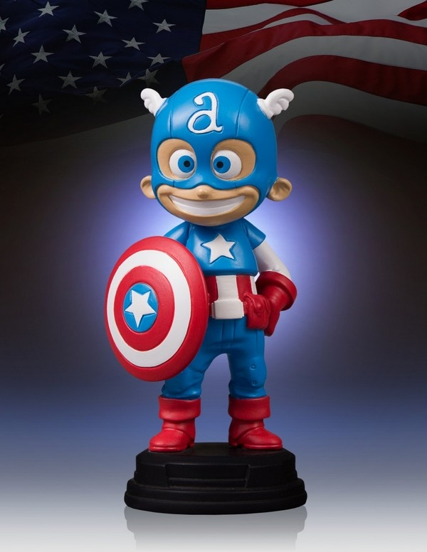 Figurine Gentle Giant Animated Statue Skottie Young : Iron Man