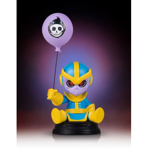 Figurine Gentle Giant Animated Statue Skottie Young : Thanos