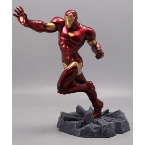 Iron Man - Civil War - Semic Action Statue
