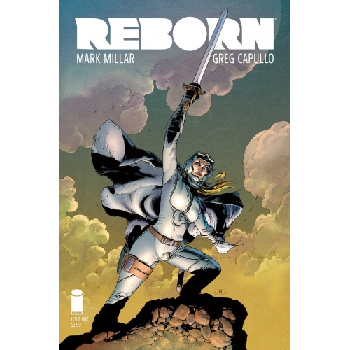 REBORN 1 John Cassaday Cover (VO) Mark Millar - Greg Capulllo