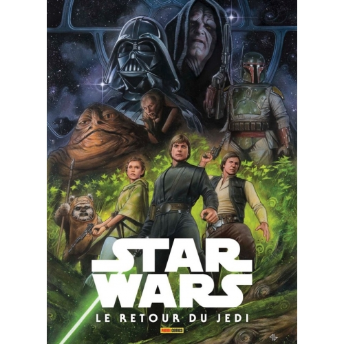 Star Wars Episode VI : Le Retour du Jedi