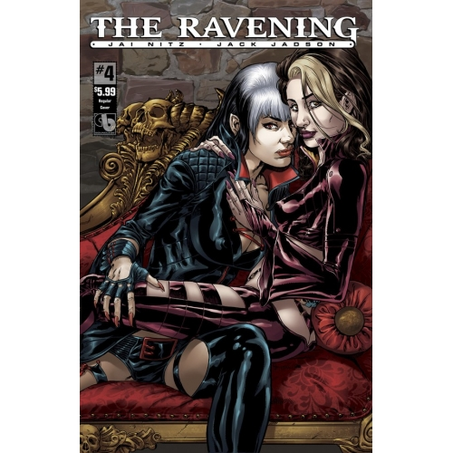 The Ravening 4 (Reg Cover) (VO)