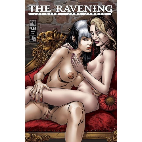 The Ravening 4 (Reg Nude Cover) (VO)