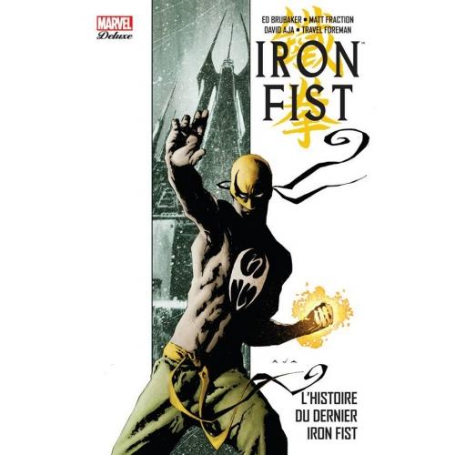 Iron Fist tome 1 (VF)