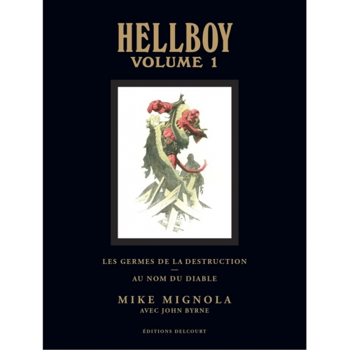 Hellboy Deluxe : Les germes de la destruction (VF)