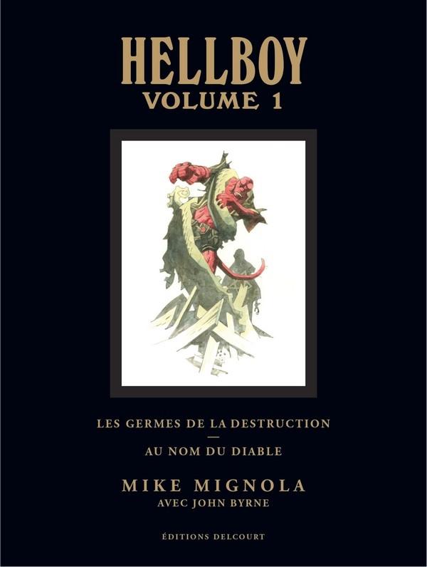 Hellboy Deluxe : Les germes de la destruction (VF)