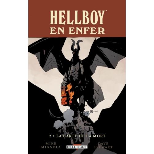 Hellboy en Enfer Tome 2 : La Carte de la mort (VF)