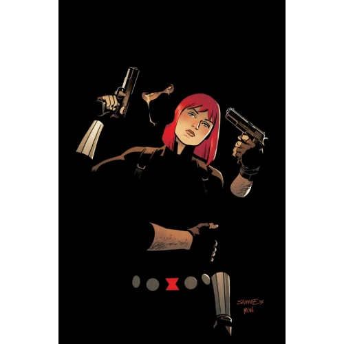 Black Widow - All-New All-Different Tome 1 (VF)