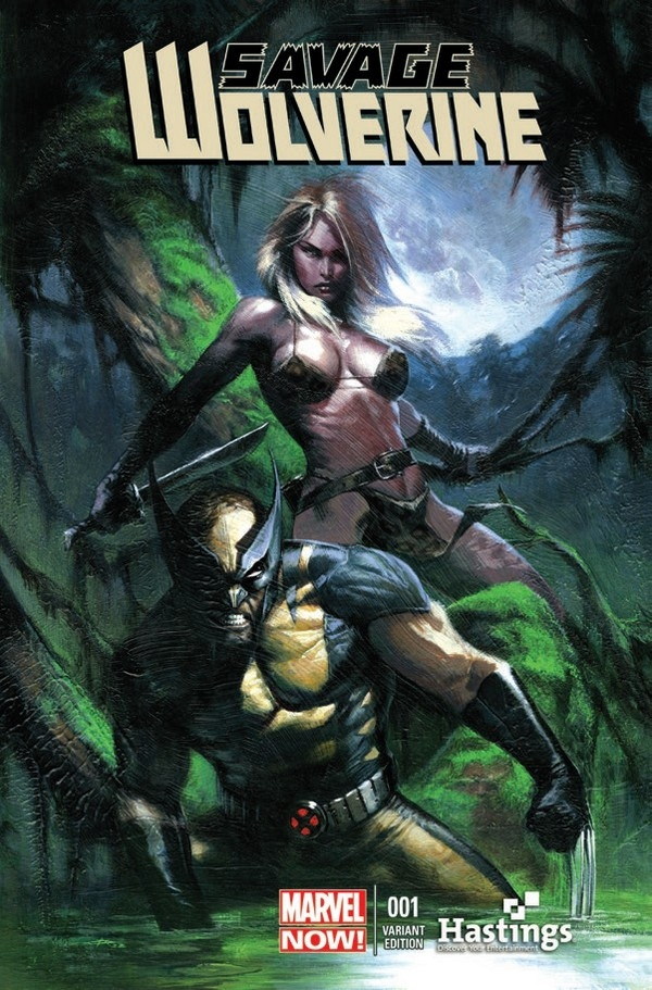Savage Wolverine (VF)
