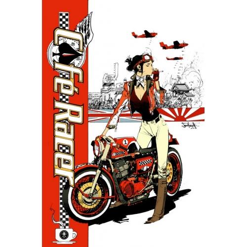 Sean Murphy Café Racer Artbook
