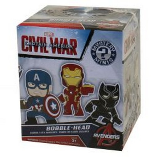 Funko Marvel Captain America Civil War: Mystery Mini Toy Action Figures by FunKo