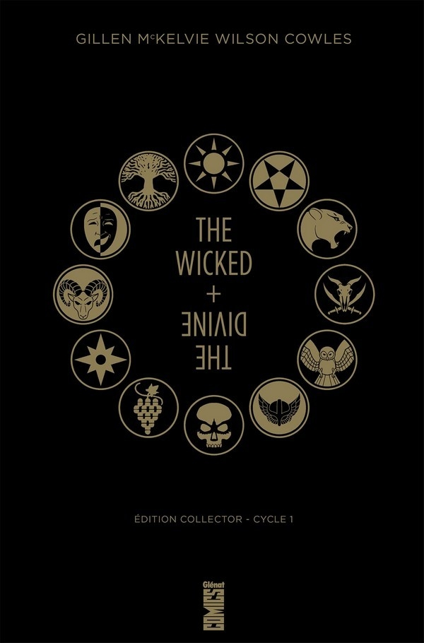 The wicked + the divine : Tome 1 Édition Collector (VF)