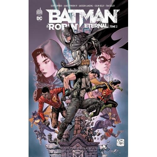Batman & Robin Tome 2 (VF)