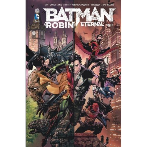 Batman & Robin Tome 1 (VF)