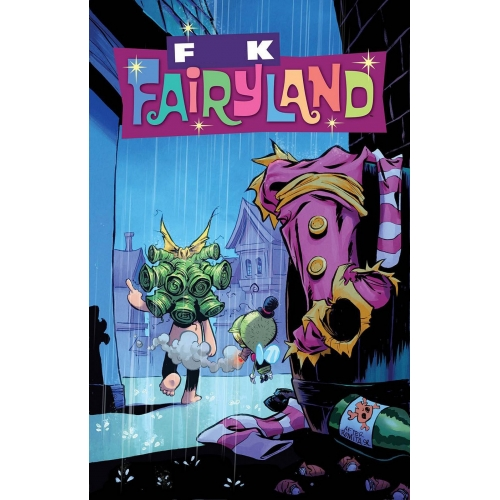 I hate Fairyland 10 Fuck Variant Cover (VO)