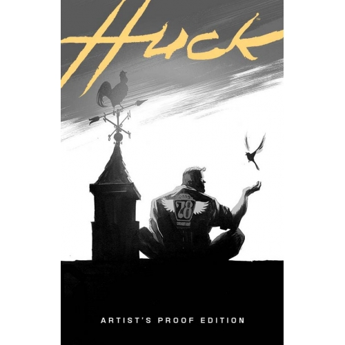 Huck 1 Giant-Sized Artist's Proof Edition (VO)