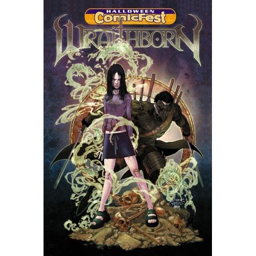 Wraithborn (Halloween ComicFest)(VO)
