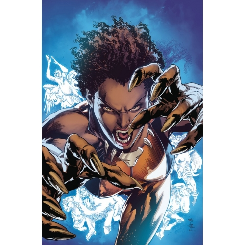Justice League of America : Vixen Rebirth 1 (VO)