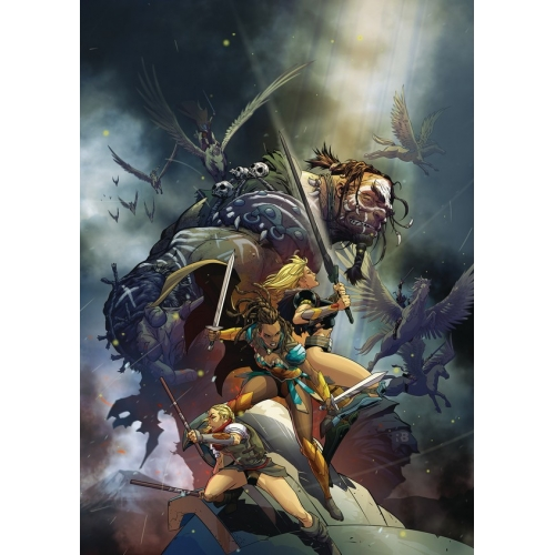 The Odyssey of the Amazons 1(of 6) (VO)