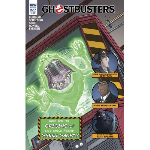 Ghosbusters Annual 2017 (VO)