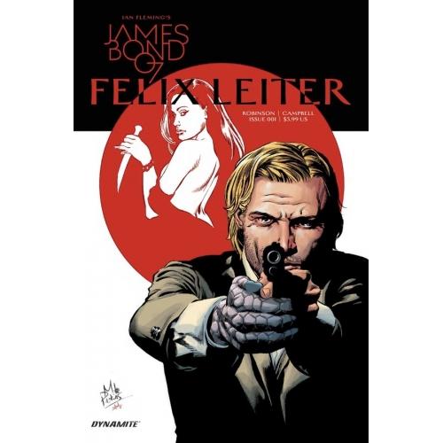 JAMES BOND: FELIX LEITER 1 (VO)