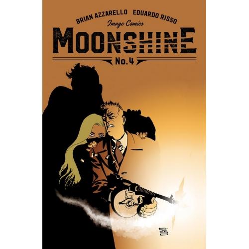 Moonshine 4 (VO) Brian Azzarello - Eduardo Risso