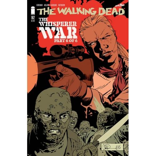 Walking Dead 162 (VO)