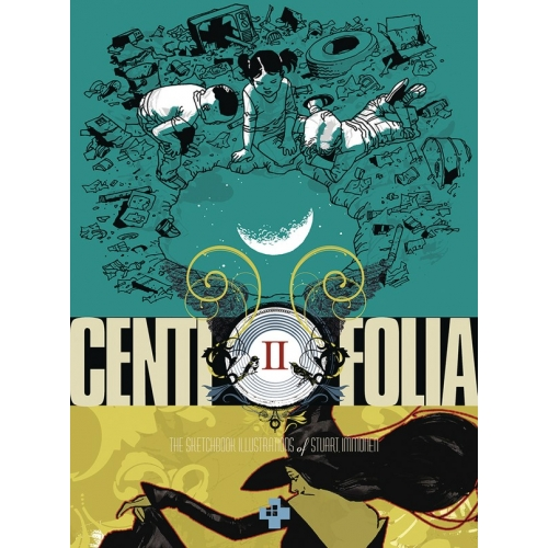 Centifolia Vol.1 - Stuart Immonen Sketchbook
