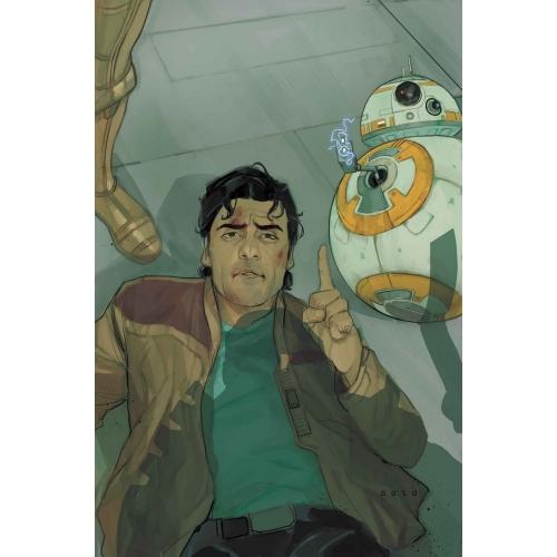 Star Wars : Poe Dameron 10 (VO)