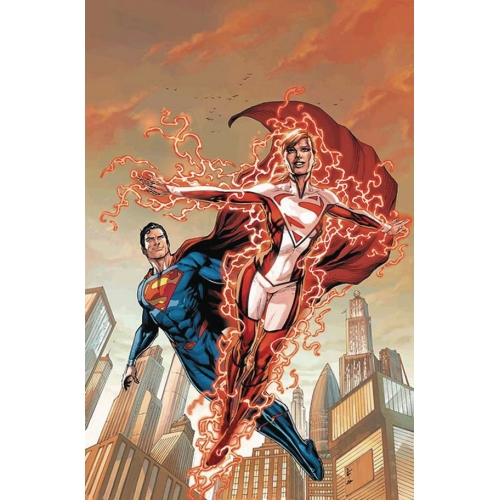 Action Comics 966 Gary Frank Cover (VO)