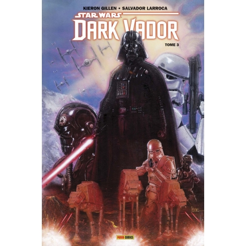 Star Wars : Dark Vador tome 3 (VF)