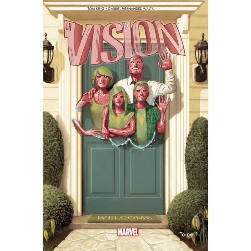 The Vision tome 1 (VF)