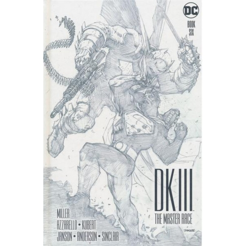 Dark Knight III : The Master Race 6 Collector Edition HC (VO)