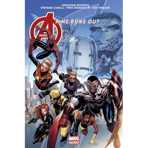 Avengers : Time Runs Out tome 4 (VF)