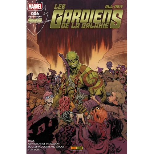All-new les Gardiens de la Galaxie nº6 (VF)