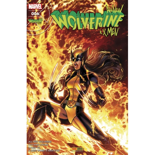 All-new Wolverine & the X-Men nº6 (VF)
