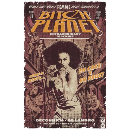 Bitch Planet Tome 1 (VF)
