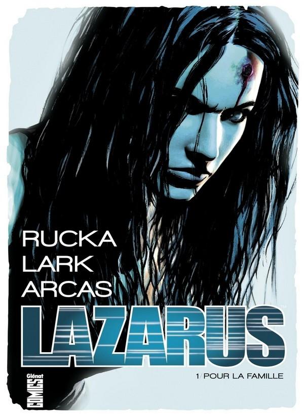 Lazarus Tome 1 (VF)