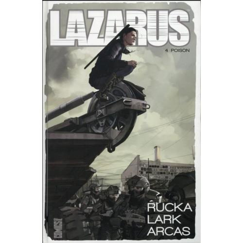 Lazarus Tome 4 (VF)