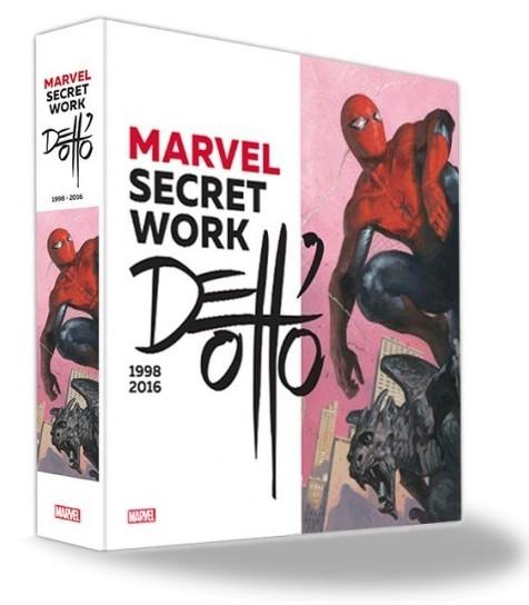 Gabriele dell'Otto Sketchbook 2010