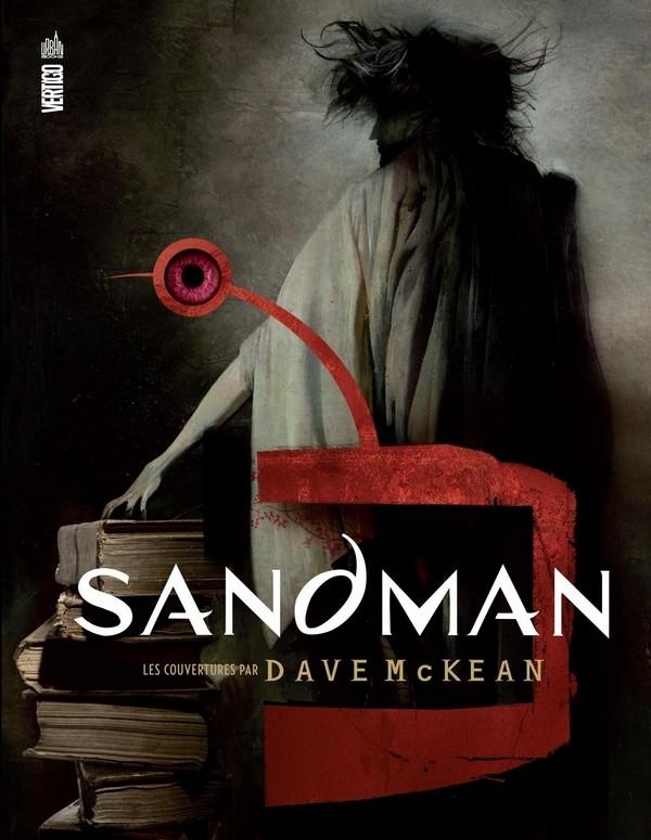 Sandman : Les couvertures par Dave McKean (VF)