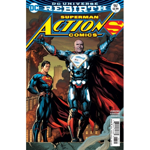 Action Comics 967 Gary Frank Cover (VO)