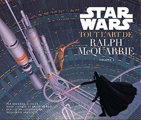 Tout l'art de Ralph Mac Quarrie