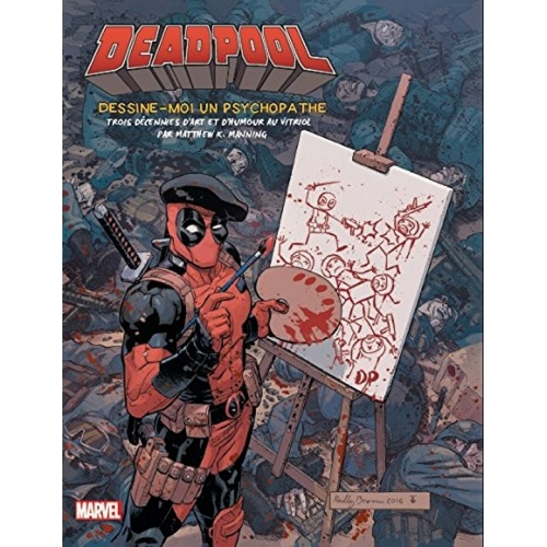 Tout l'art de Deadpool