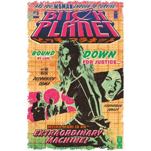 Bitch Planet Tome 2 (VF)