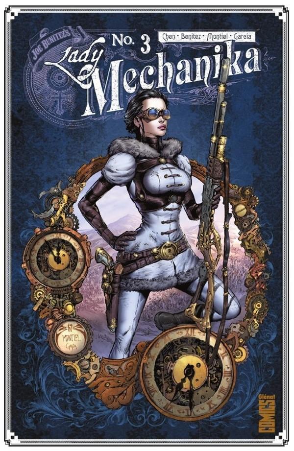 Lady Mechanika – Tome 3 (VF)