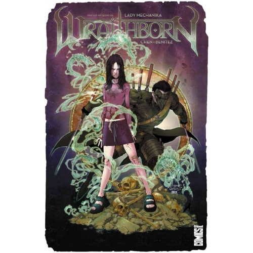 Wraithborn Tome 1 (VF)